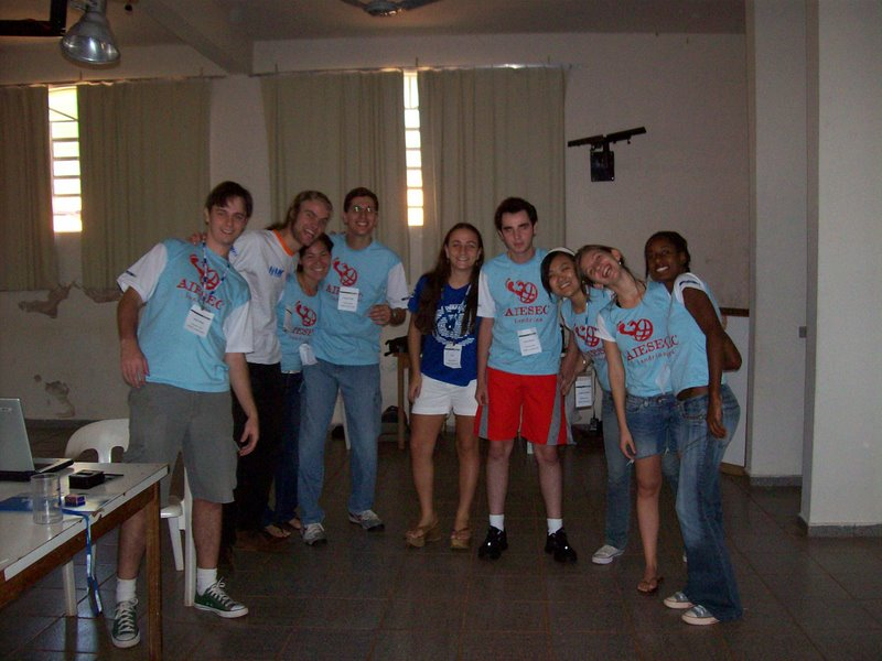 AIESEC in Londrina Induction Conference