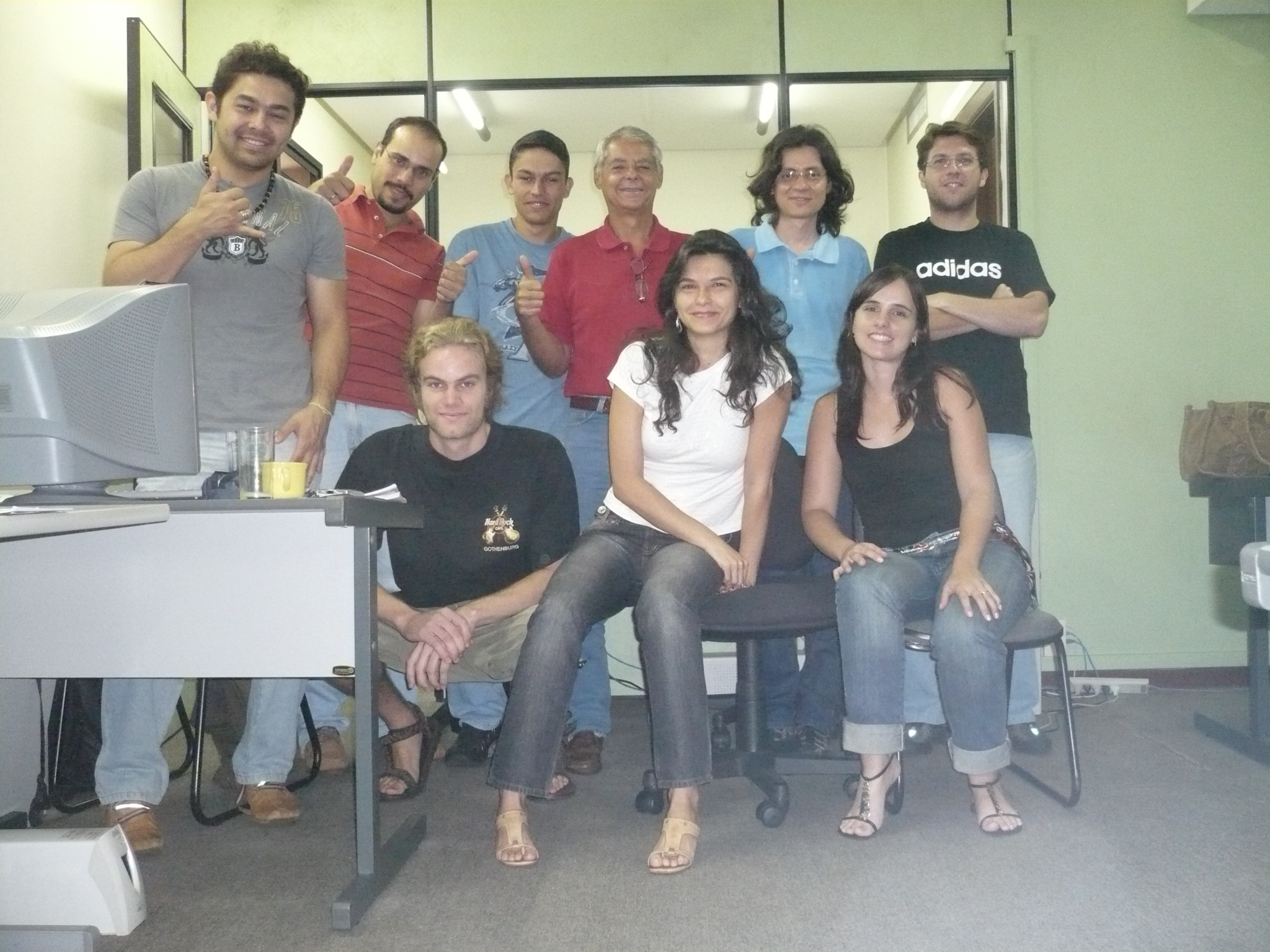 Intelinet - my company in Brazil
