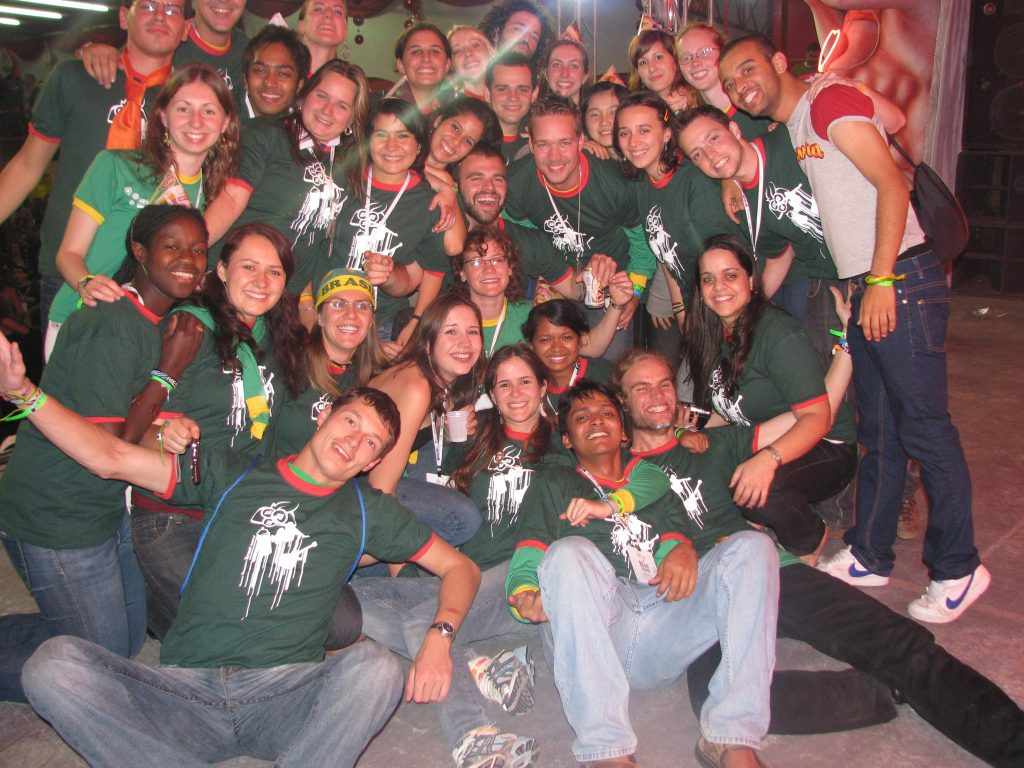The Organizing Team of AIESEC International Congress 2008